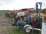 Lot: 129-Equip#SAN079103 - 2007 TC100 Tire Shredder