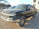 Lot: B 14 - 2004 CHEVY AVALANCHE PICKUP - KEY / STARTED