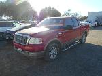 Lot: B 17 - 2004 FORD F150 LARIAT PICKUP - KEY