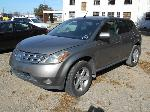 Lot: B 18 - 2004 NISSAN MURANO SUV - KEY / STARTED