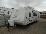 Lot: B 32 - 2008 PILGRIM 28LQB CAMPER TRAILER