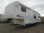 Lot: B 35 - 2005 CARRIAGE F35SLQ CAMPER TRAILER