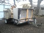 Lot: 17 - 4X8 CARRY ON TRAILER