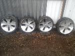Lot: 19 - VAULT 20-INCH WHEELS