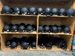 Lot: 1 - (68) Shutt Football Helmets