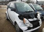 Lot: 18-694793C - 2012 SMART FORTWO PURE