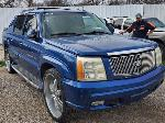 Lot: 638 - 2003 CADILLAC ESCALADE - KEY / RUNS
