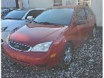 Lot: 648 - 2005 FORD FOCUS  - KEY / RUNS