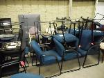 Lot: 3445 - (10 PIECES) OF FURNITURE