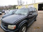 Lot: 7 - 2000 FORD EXPLORER LIMITED SUV - KEY / RUNS & DRIVES