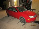 Lot: 12 - 2006 FORD FOCUS