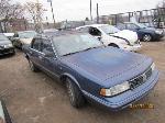 Lot: 22 - 1996 OLDSMOBILE CIERRA - KEY / RUNS & DRIVES