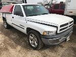 Lot: 7 - 2001 DODGE RAM 1500 PICKUP - KEY