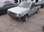 Lot: 4442a - 1988 MAZDA B2200 PICKUP - KEY