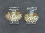 Lot: 309 - 10K MAN & WOMEN'S WEDDING SET