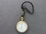 Lot: 318 - WALTHAM POCKET WATCH