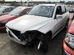 Lot: 1927821 - 2011 MERCEDES-BENZ GLK350 SUV