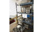 Lot: 100 - KITCHEN ACCESSORIES: MIXER ATTACHMENTS