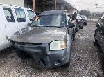 Lot: 35467 - 2002 Nissan Frontier Pickup