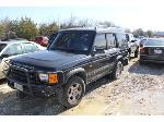 Lot: 12 - 2001 LAND ROVER DISCOVERY SUV - KEY