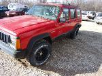 Lot: 427-67423C - 1995 JEEP CHEROKEE SUV