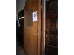 Lot: 84 - (APPROX 9) WOODEN DOORS