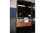 Lot: 90-91 - (4) GLASS DOORS