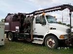Lot: V118 - 2005 Sterling Acterra Sewer Truck - Key