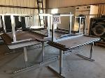 Lot: 206.ELM MOTT - (10) Tables