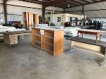 Lot: 228.ELM MOTT - (4pc) Furniture