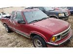 Lot: 02 - 1996 Chevy S10 Pickup