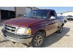 Lot: 16 - 1997 Ford F-150 Pickup - Key / Started & Drove