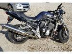 Lot: 25 - 2004 Yamaha FZ1 Motorcycle - Key / Started