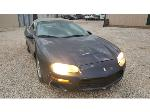 Lot: 28 - 1998 Chevy Camaro - Key / Started & Drove