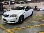 Lot: 02-23555 - 2011 Chevrolet Caprice Police