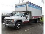 Lot: 02-23556 - 1999 Chevrolet C/K 3500 Box Truck