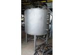 Lot: 02-23560 - Stainless Steel Mixing Kettle