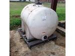 Lot: 02-23570 - 225-Gal Plastic Tank