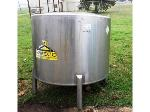 Lot: 02-23574 - Stainless Steel Mixing Kettle