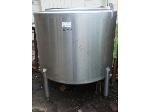 Lot: 02-23575 - Stainless Steel Mixing Kettle