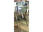 Lot: 02-23578 - Stainless Steel Batch Can
