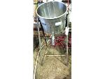 Lot: 02-23579 - Stainless Steel Batch Can