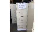 Lot: 3501 - (10) File Cabinets
