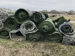 Lot: 3525 - (1 Roll) of 50-ft x 8-ft Athletic Turf