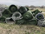 Lot: 3526 - (1 Roll) of 50-ft x 8-ft Athletic Turf
