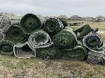 Lot: 3527 - (1 Roll) of 50-ft x 8-ft Athletic Turf