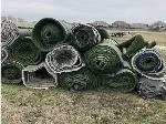 Lot: 3529 - (1 Roll) of 50-ft x 8-ft Athletic Turf