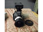 Lot: 3484 - CANON VIDEO CAMCORDER