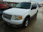 Lot: B9110673 - 2003 FORD EXPEDITION EDDIE BAUER SUV - KEY / STARTED