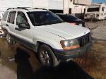 Lot: B9110695 - 2001 JEEP GRAND CHEROKEE LAREDO SUV - KEY / STARTED